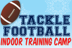 Wolverines Youth Football Club Co-Ed Tackle Indoor Training Camp