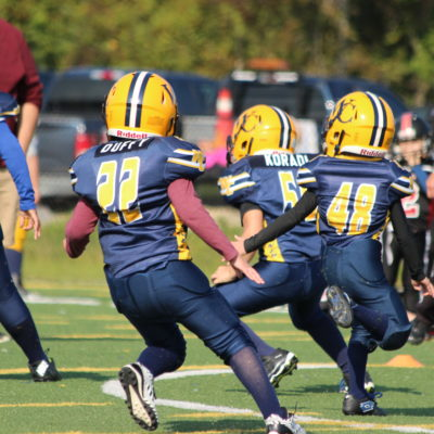 Wolverines Youth Football Club Ottawa