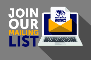 Join the Wolverines Youth Football Club mailing list